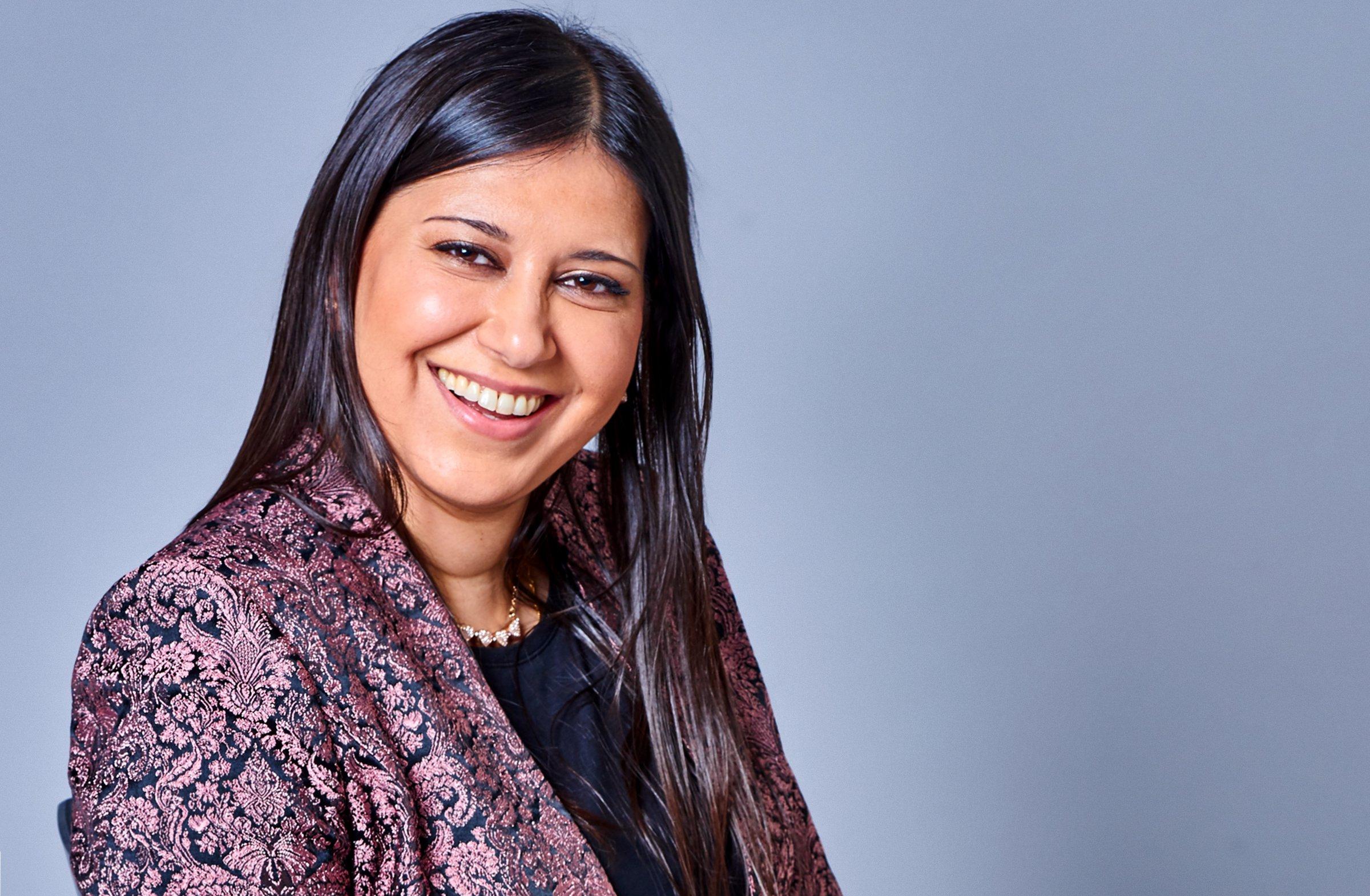 Shaherazad Umbreen: Shoe Empowerment Officer