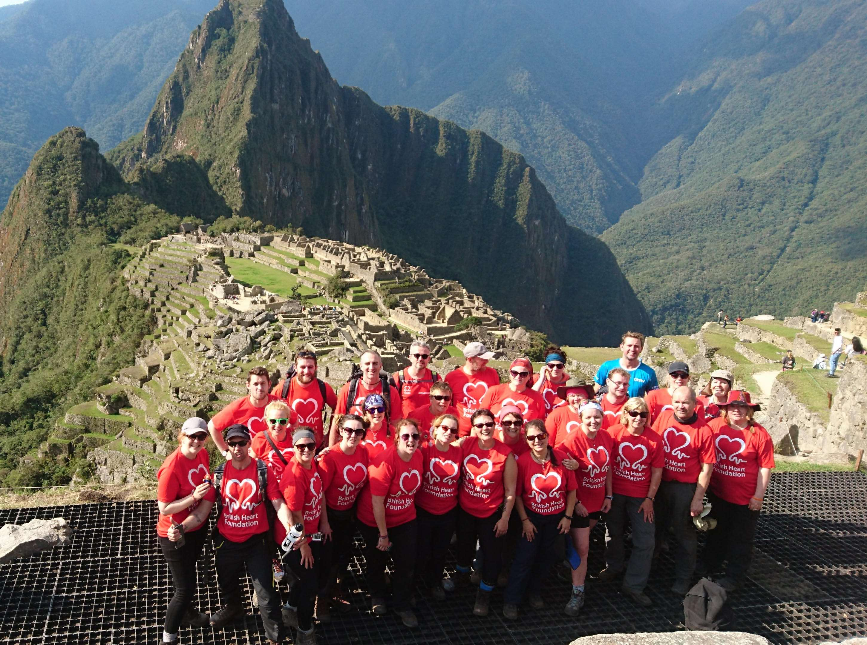Training for the Inca Trail and Machu Picchu