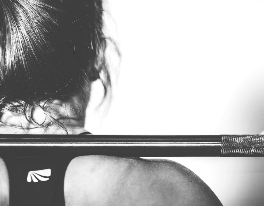 Build your Strength in Five Moves