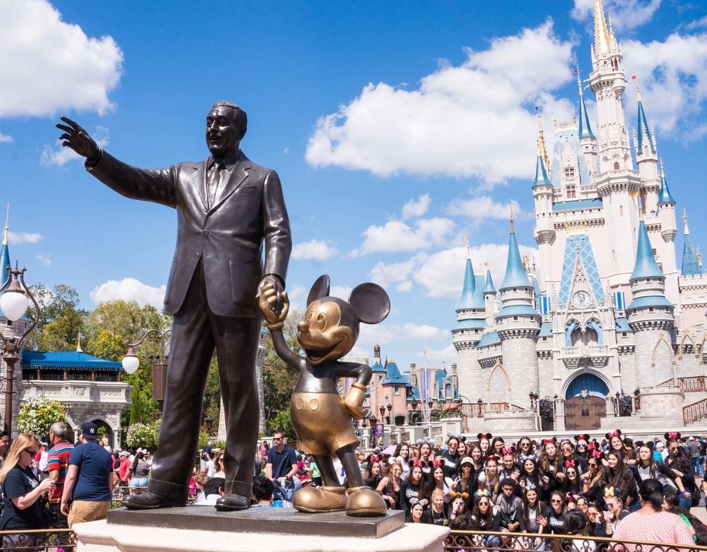 SHARP CAREER: Working for Disney