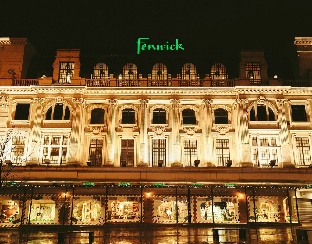 Christmas is all around with Fenwick's Movie Experience