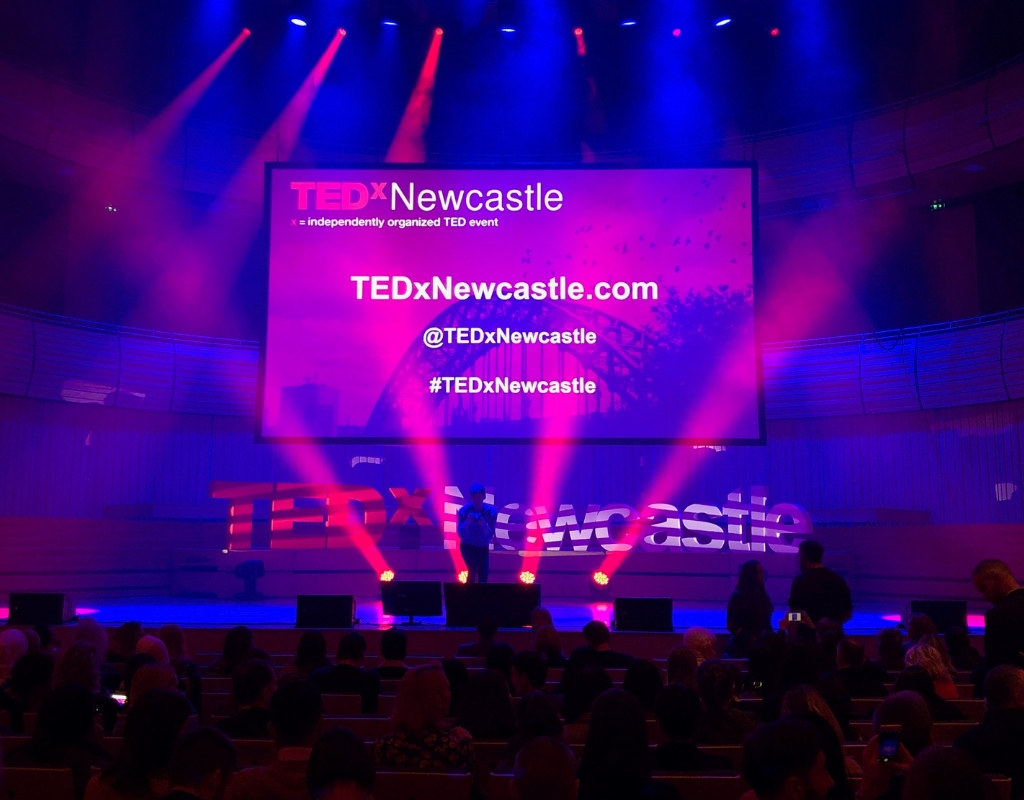 Everything we learned at…TEDX Newcastle