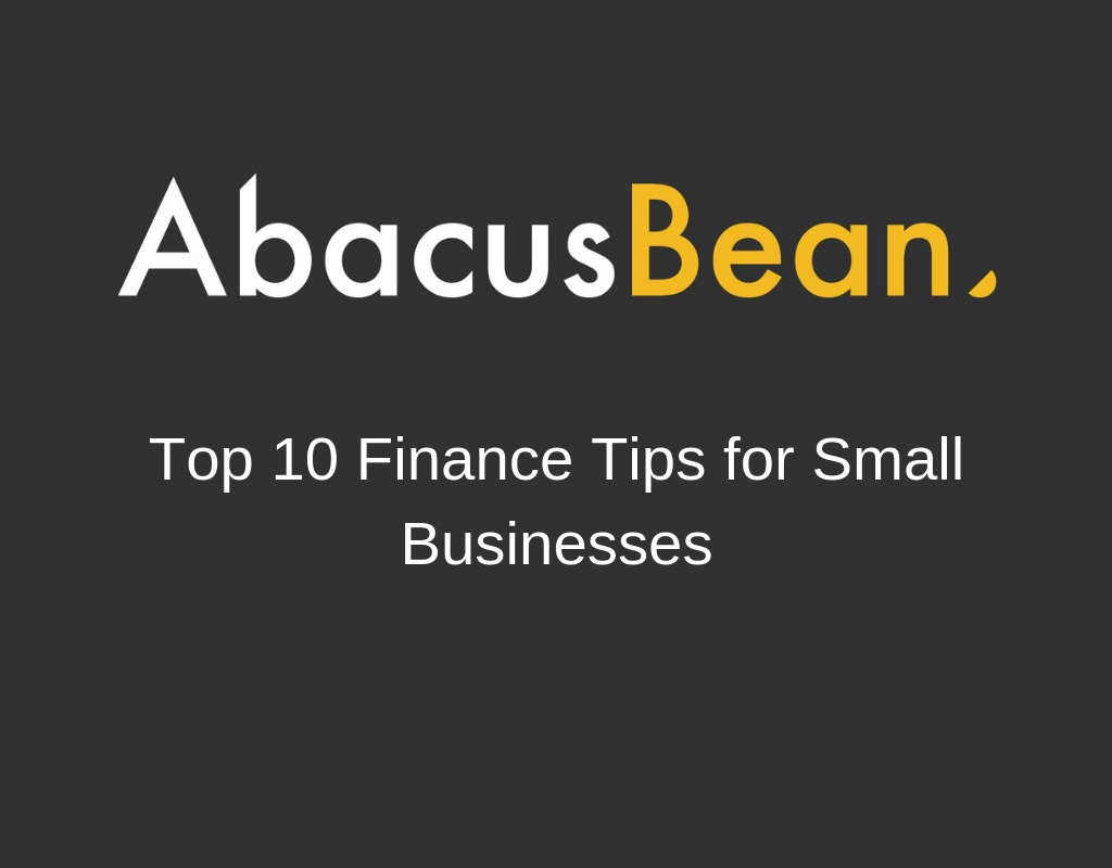 Top 10 Finance Tips for Small Businesses